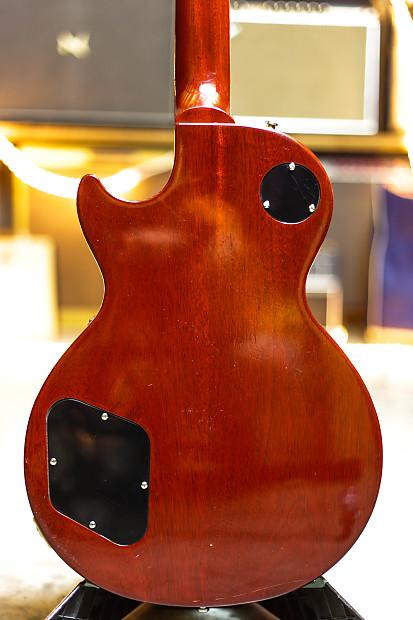 2005 Gibson Les Paul Classic 1960 Reissue Light Burst