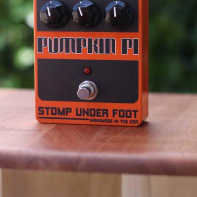 Stomp Under Foot - Pumpkin Pi