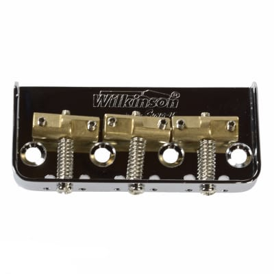 Wilkinson Tele¨ Half Bridge Chrome