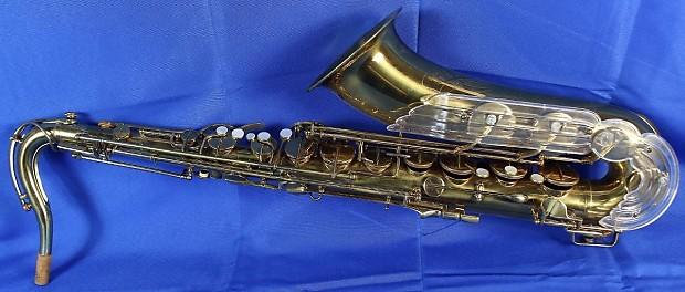 Keilwerth The New King Tenor Saxophone Sax Series Iii New