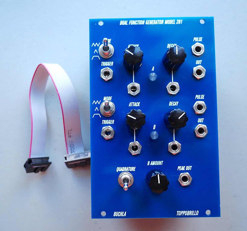 Toppobrillo 281 Dual  Function Generator