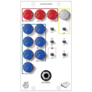 JHS Colour Box 500 Series Mic Preamp / EQ Module