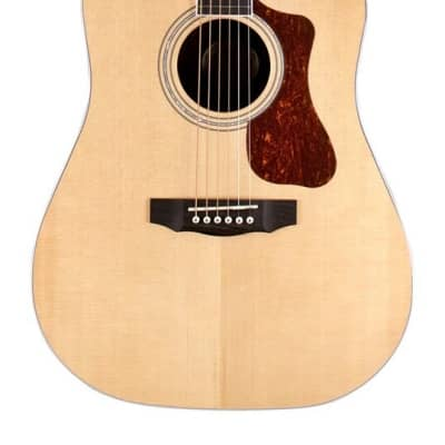 Guild D-260CE Deluxe Acoustic/Electric Guitar Natural for sale