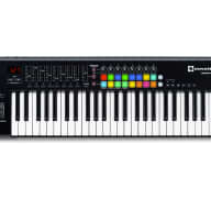 Novation Launchkey 49 MKII - USB MIDI Controller Keyboard 49 Keys - Open Box