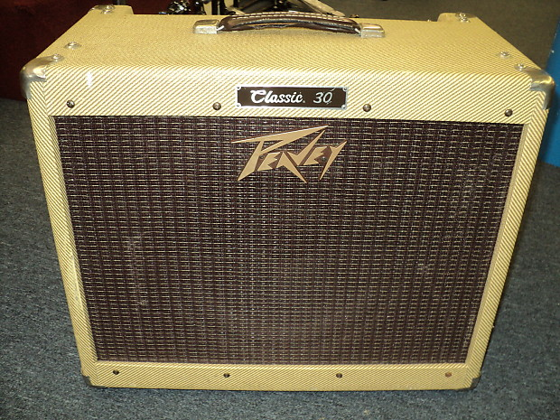 peavey classic 30 1x12 guitar combo 1990s reverb. Black Bedroom Furniture Sets. Home Design Ideas