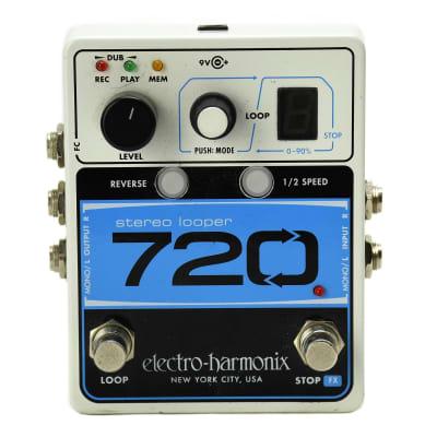 Electro Harmonix 720 Stereo Looper - Used