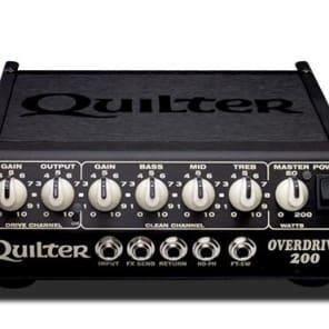 Quilter Labs Overdrive 200 200-Watt Guitar Amplifier Head (Used/Mint)