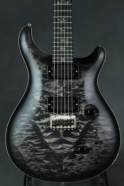 Paul Reed Smith Mark Holcomb Limited Edition Custom 24 - Charcoal Burst