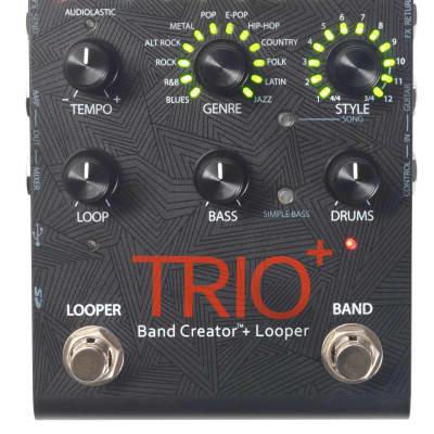Used DigiTech TRIO Plus Band Creator + Looper