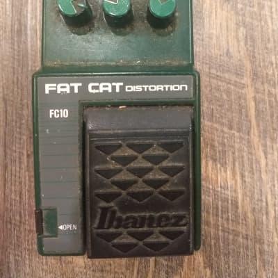 Ibanez FC10 Fat Cat Guitar Effects Pedal