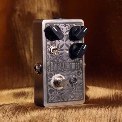 K.S. Aji Tone Workshop - Blues Creamer MK2 Overdrive