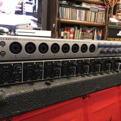 Presonus Firestudio Behringer Pro-8 18 channels Firestudio
