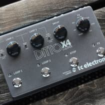TC Electronic Ditto X4 Looper image