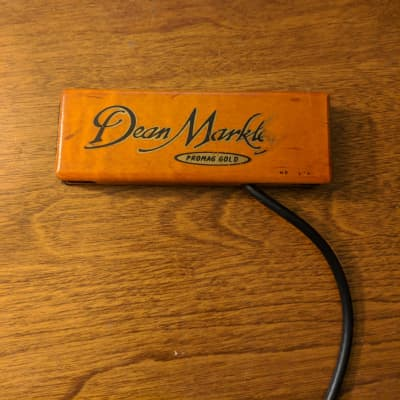 Dean Markley 3011 ProMag XM Single Coil Acoustic Sound Hole Pickup for sale