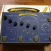 Boomerang E-155 Chorus and Delay 2000s Blues image