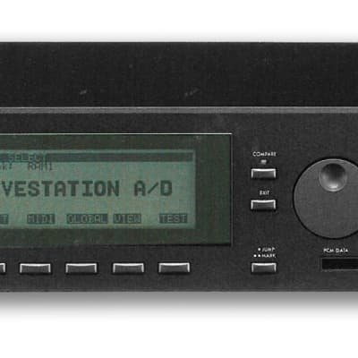 Korg Wavestation A/D Black