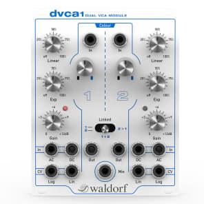 Waldorf DVCA1 Dual VCA Module