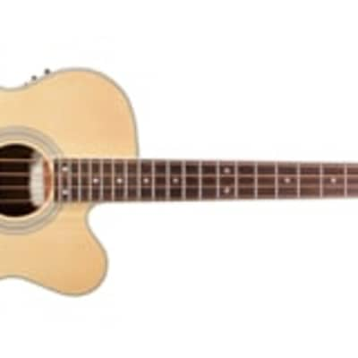 Denver Acoustic/Electric Bass - Natural for sale