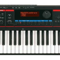New Boss Roland Juno-DI 61 Key Mobile Synthesizer Synth Keyboard White