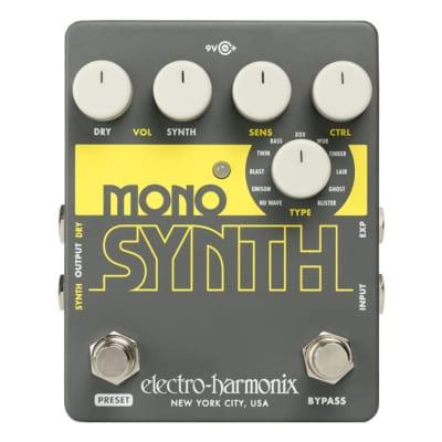Electro-Harmonix Mono Synth Guitar Synthesizer