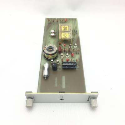 Studer A80RC oscillator Mono Full track erase