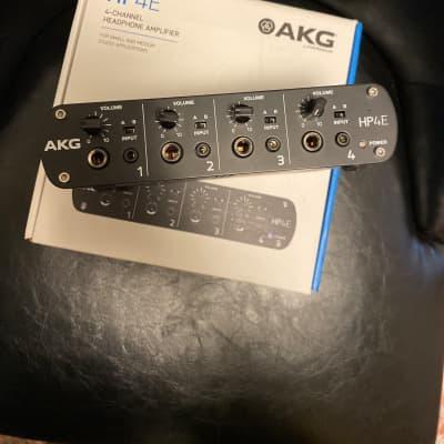 AKG HP4E 4-Channel Headphone Amp