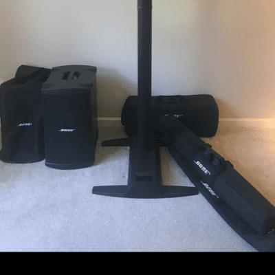 Bose L1 Model II System Single B2 Bass Package