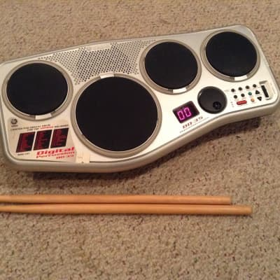 (*Local Sale Pending*) Yamaha Digital Drum Machine with Power Supply & Drumsticks included
