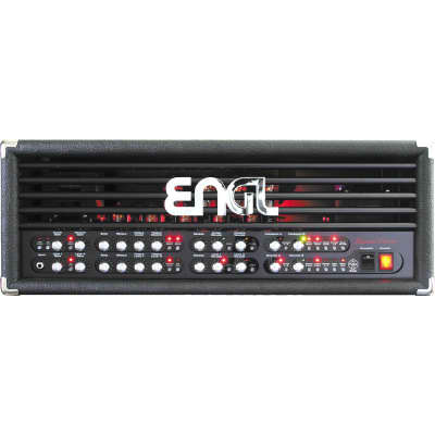 Engl Special Edition Type E670 4-Channel 100-Watt Guitar Amp Head