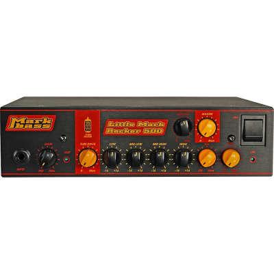 Markbass MBH110026 Little Mark Rocker 500-Watt Bass Head