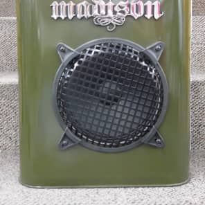 Madison 20w Tank Amp Green for sale