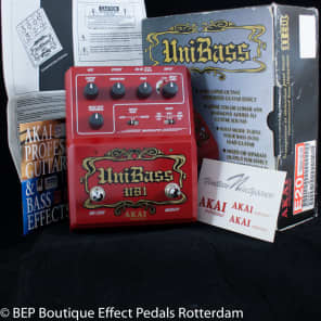Akai UB-1 UniBass s/n 70055-02006 Harmonized Bass Distortion for sale