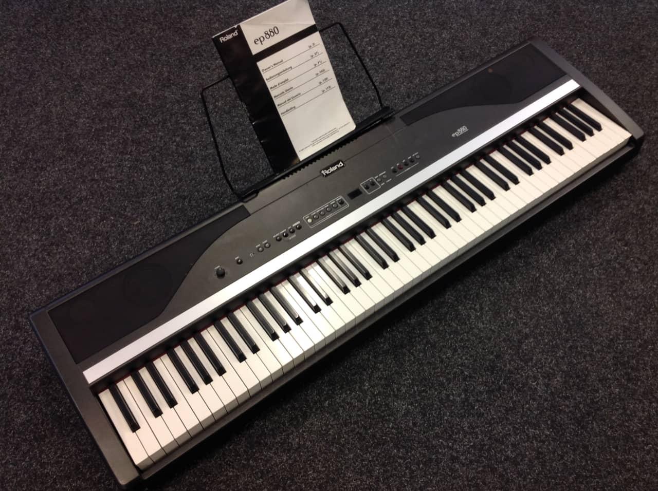 roland ep880 portable digital piano inc warranty reverb. Black Bedroom Furniture Sets. Home Design Ideas