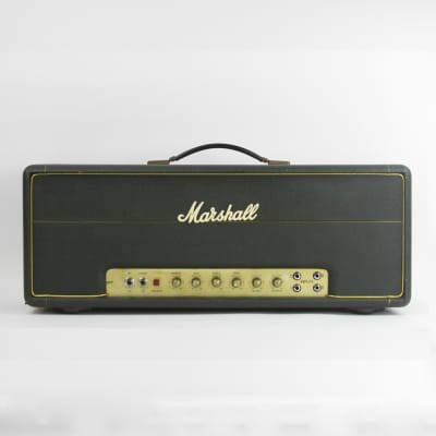Marshall JMP 1987 MK II 2-Channel 50-Watt Guitar Amp Head 1975 - 1981