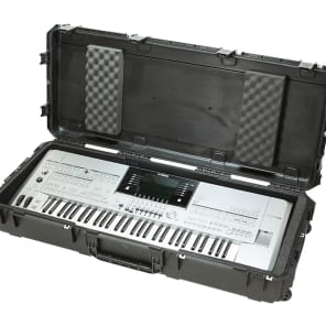 SKB 3i-4719-KBD iSeries Watertight 61-Note Keyboard Case with Wheels