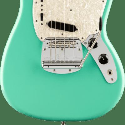 Fender Vintera '60s Mustang PF Pau Ferro Seafoam Green for sale