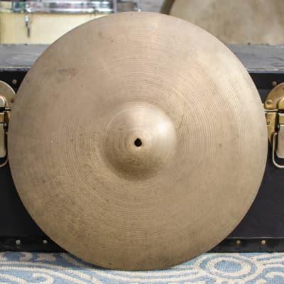 "A. Zildjian 18"" '70s Stamp Crash Cymbal"