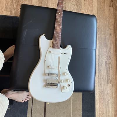 Kalamazoo KG-2 1960's White for sale