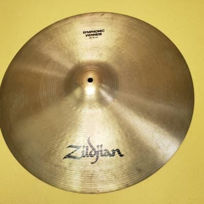 Zildjian A  Symphonic Viennese 20 inch