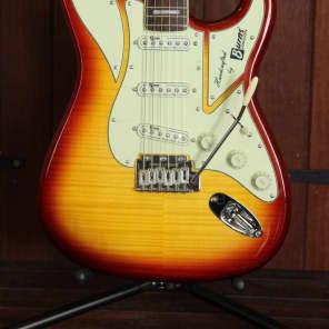 Burns King Cobra Electric Guitar Honey Burst for sale