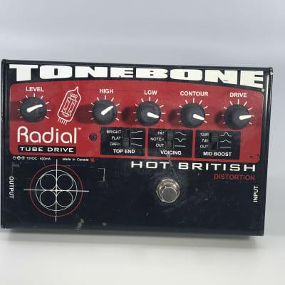 Radial Engineering Tonebone Hot British Black