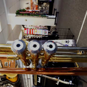 Vintage Conn 18B Director Trumpet with Coprion Bell