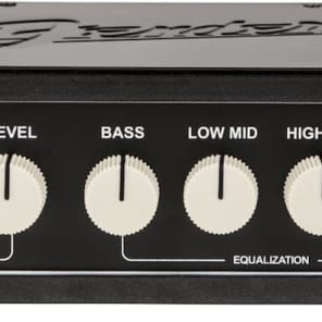Fender Rumble 500 Bass Head V3 for sale