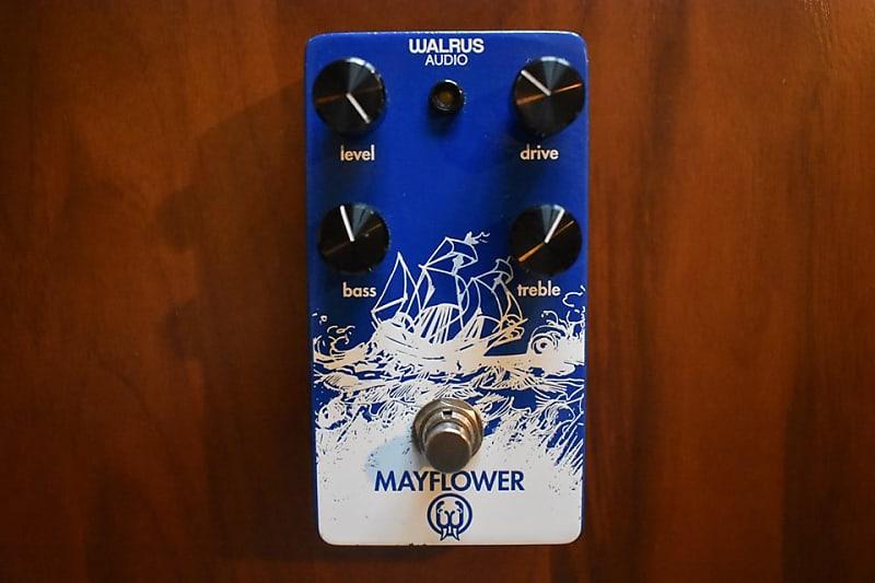 walrus audio mayflower overdrive pedal dylan 39 s gear reverb. Black Bedroom Furniture Sets. Home Design Ideas