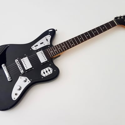 Fender Jaguar Special Edition HH 2004 Black for sale