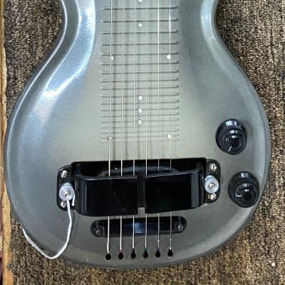 Rickenbacker Lap steel 1940's Grey burst for sale