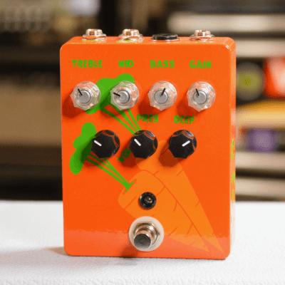 VeJ5 - High gain Preamp - Orange