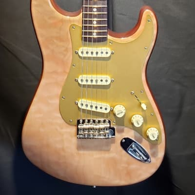 Fender Rarities Series Quilt Maple Top American Original '60s Stratocaster Natural 2019 for sale