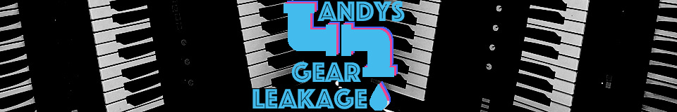Andy's Gear Leakage