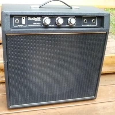 1976 Rodie Edd Mandell Enterprises Studio 59 amplifier B-25 Rare for sale